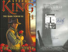 Stephen King SIGNED The Dark Tower VII HC 1st Ed 1st LETTER PSA DNA AUTOGRAPHED