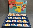 1999 MILTON BRADLEY/ HASBRO POKE'MON MEMORY GAME 45 of 48 TOKENS