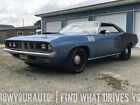 1971 Plymouth Barracuda 1971 Plymouth Cuda 340 4spd Factor Shaker Billboards Concours Restored