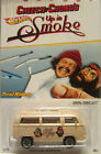 Matchbox CUSTOM VOLKSWAGEN BUS Cheech  Chong Real Riders Limited 1 25 Made