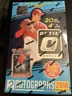 2018 DONRUSS OPTIC BASEBALL FIRST OFF THE LINE! EXCLUSIVE SEALED HOBBY BOX!!!