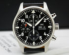 IWC IW377709 Flieger Pilot Chronograph IWC 377709 BOX + PAPERS