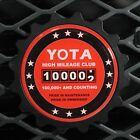 Grille Badge Accessory Compatible Withtoyota Tacoma Tundra High Miles 1