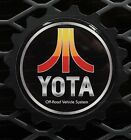 Grille Badge Emblem Accessory Compatible Withtoyota Tacoma Fits Ontrd Pro Pt22