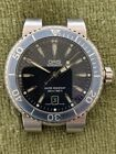 ORIS TT1 Diver Date 200m/666ft Divers Automatic Watch reference 7533 + 2 Bands