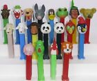 PEZ - Merry Music Makers (MMM) - Choose Character from Menu - Use for Crafts