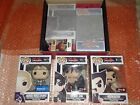 LOT OF 3 Funko POP! TEKKEN & Mystery box ONLY AT GAMESTOP WALMART Exclusive MIB!