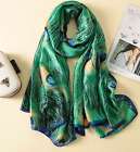 WOMEN'S  CAPE  SCRAF TIPPET WRAPS FANCY PRINTING SHAWL KEEP WARM SMOOTH MATERIAL