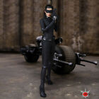 SOTOYS 1/6 SO-T06 Catwoman Anne Hathaway Head Sculpt & Cloth Assessories