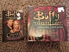 Buffy the Vampire Slayer Factory Sealed Box, Class of 99, 12 packs, rule book