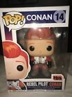 SDCC 2018 EXCLUSIVE Conan Funko Pop! Rebel Pilot