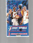 Factory sealed 2005 Rittenhouse WNBA Box