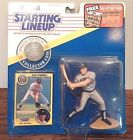 Starting Lineup 1991 Alan Trammell Figurine w/baseball card and coin