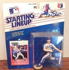 Starting Lineup New 1988 Kevin McReynolds NY Mets Figurine and Card