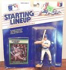 Starting Lineup New 1989 Paul Molitor Milwaukee Brewers Figurine and Card