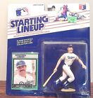 Starting Lineup New 1989 Kirk Gibson LA Dodgers Figurine and Card