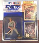 Starting Lineup New 1990 Jose Canseco Oakland Athletics Figurine and Card