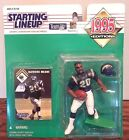 Starting Lineup 1995 NFL Natrone Means San Diego Chargers figurine and card