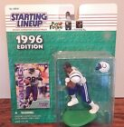 Starting Lineup 1996 NFL Marshall Faulk Indianapolis Colts  figurine and card