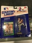 1989 KENNER STARTING LINEUP BOB WALK PITTSBURGH PIRATES FIGURE IN BOX
