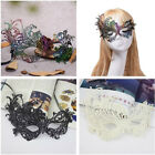 Women Ladies Lace Eye Face Mask Masquerade Party Ball Prom Halloween Costume