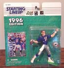 Starting Lineup 1996 NFL Drew Bledsoe New England Patriots figurine and card