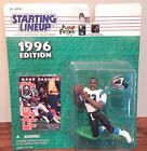 Starting Lineup 1996 NFL Mark Carrier Carolina Panthers figurine and card