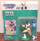 Starting Lineup 1996 NFL Isaac Bruce St Louis Rams figurine and card