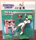 Starting Lineup 1996 NFL Carl Pickens Cincinnati Bengals figurine and card