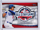 Cody Bellinger 2018 All-Star Game Commemorative Patch Topps Fanfest 041 100