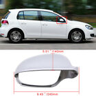 Fit for VW Jetta MK5 Golf MKV Sharan Superb Rearview Wing Mirror Cover Cap Right