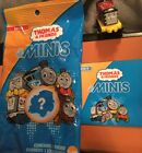 Thomas & Friends Minis Train SALTY - Rare Figure Toy - Fisherprice