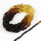 Baltic Amber 10 Baby Lot Genuine Necklaces Beads Wholesale Necklace 13 Rainbow