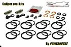Kawasaki ZXR 400 R front brake caliper seal kit L9 2000 2001 2002 2003 ZX400