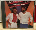 DeGarmo and Key cd Mission of Mercy RARE OOP 1983/1989 NICE