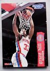 1995 Hoops Starting Lineup Grant Hill Detroit Pistons Basketball Card
