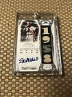 2006 TOPPS STERLING STAN MUSIAL ON CARD AUTO 2 COLOR QUAD SSP RELIC 10 10