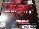 ASROCK FATAL1TY 990FX KILLER AMD AM3 AM3+ ATX DDR3 GAMING MOTHERBOARD COMPLETE