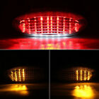 Integrated LED Brake Tail Light Honda VTR1000F Super Hawk 1998-2005 Smoke Lens
