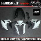 Unpainted ABS Injection Bodywork Fairing Kit For Kawasaki ER6N ER-6N 2009-2011