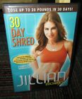 JILLIAN MICHAELS 30 DAY SHRED WORKOUT DVD 3 WORKOUTS 20 LBS IN 30 DAYS GUC