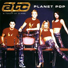 a touch of class ATC Planet Pop w Around The World, My Heart Beats Like A Drum