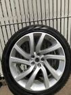 Land Rover 22 Set Of 4 Alloy Wheels With Scorpion Verde Tyres LR082901