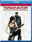 3x Blu-ray Discs Film Terminator - The Sarah Connor Chronicles - Staffel 1 + TOP