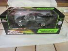 The Fast  Furious Black 1995 Honda Civic 118 Scale Die Cast Car NEW