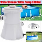 Electric Swimming Pool Filter Pump For Above Ground Pools Cleaning Tool 220V