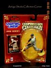 Starting Lineup Cooperstown Collection Ted Williams Figure,Collector Card,White