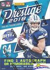 2018 Panini Prestige NFL Football EXCLUSIVE Factory Sealed Retail Box with AUTOG