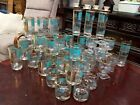Vtg Southern Comfort Federal Glass Set