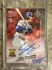 2017 Topps Now Cody Bellinger Dodgers All-Star Rookie Autograph 2 10 AUTO OS-10B